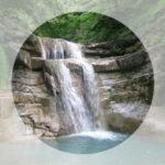 Водопады Геленджикского района