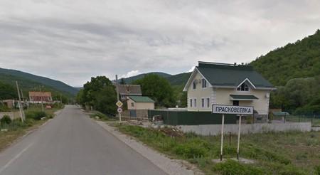 история села Прасковеевки